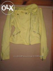 Мегастильный косой пиджачёк курточка H&M, купила в Гамбурге