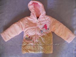 Куртка демісезонна нова на вік 5-6 років