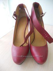 Шкіряні туфлі NINE WEST із США розмір 8М наш 38