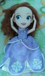 Кукла принцесса София Sofia the First Disney говорит и поет