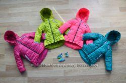 Чудова демісезонна курточка Анжеліка для ваших красунь