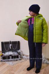 Класні, теплі зимові в курточки Вероніка для ваших красунь