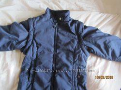 женская куртка-желётка