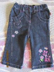 Красивые джинсики Okay на девочку 74р. Новые