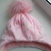 Зимняя шапка David&acutes Star  1-3года