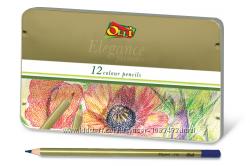 Набор карандашей цветных 12 цветов