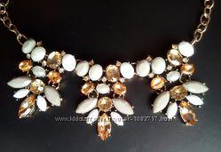 Колье ожерелье старинное