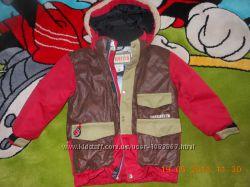 Зимняя курточка Obermeer