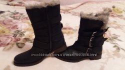 женские ботинки Ravel из нат кожи зима-осень