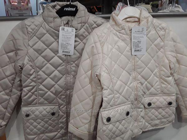 куртка стеганая деми сезон утепленные рост 92, 104, 110, 116