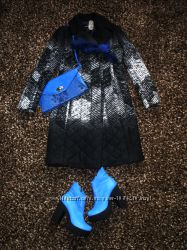 Пальто стёганое бренд BLACKY DRESS Германия