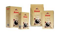 Кофе Bravos 1 kg молотый.