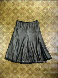 красивая чёрная юбка - Аmaranto - 10uk - наш 44р.
