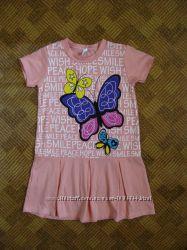 летнее платье, сарафан - Alpenino - возраст 5-6лет