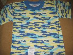 Новые футболки на мальчика, отличное качество, р. 116, 128, 134