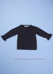 Новый реглан на девочку Kiabi Франция, размеры 81, 86 см 18, 24 мес.