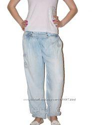 Новые женские летние широкие джинсы, р. 25, 26, 27, 28, 29