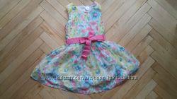Нарядное летнее платье Carters для девочки