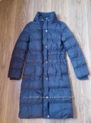 Зимнее пальто на синтапоне.