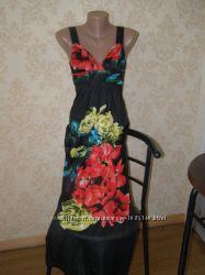 Платья летние в пол