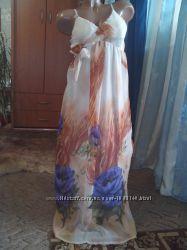 Красивенные яркие летние платья в пол