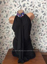 Аховое брендовое вечернее платье