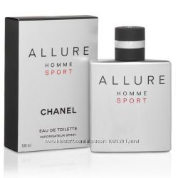 Духи мужские Chanel Allure Homme Sport