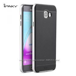 Чехол-бампер Ipaky для телефона Samsung A710 Galaxy A7 2016