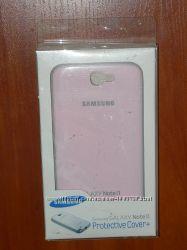 Чехол бампер для Samsung Galaxy Note2 N7100. EFC-1J9BPEGSTD