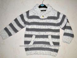 Детский свитер для мальчика известного английского бренда George.