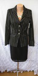 Стильный новый офисный пиджак ATMOSPHERE полиэстер вискоза S 44-46 А216N