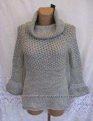 47eafeb2039 Стильный новый свитер MANGO акрил мохер шерсть M 46-48 А247N