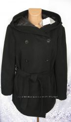 Стильное новое пальто JUNAROSE полиэстер шерсть ХL 52-54 В129N
