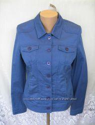 Яркая стильная куртка AUTHENTIC хлопок S 44-46 В227N