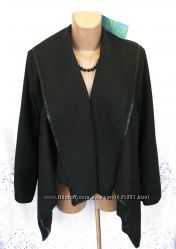 Новая стильная куртка кардиган XENA FASHION хлопок полиэстер ХL 52-54 C9N