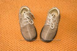 Ботинки Next, р. 22-22, 5. замша