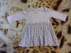 Платье с легенцами Mothercare 56 - 62 размер