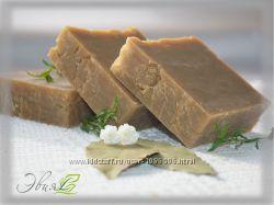 Лавровое - натуральное шампуневое мыло ручной работы
