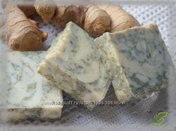 Имбирный пряник - натуральное мыло ручной работы с имбирем