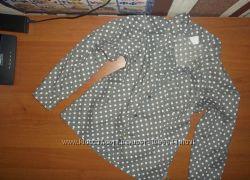 стильная блузка в горох,  фирмы YMY