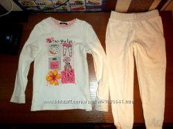 Беленькая пижама