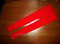 Классные лосики красного цвета, фирма H&M