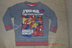 Світшот кофта Spiderman розм. 2-3 р. 98 см в гарному стані