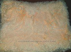 Покрывало травка, плед меховой 220х240