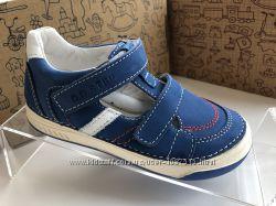 новые кожаные туфли D. D. Step, 25, 26, 27, 29, 30 размеры