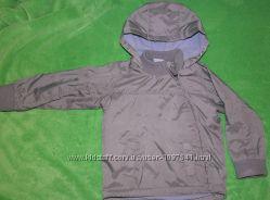 Брендовая Cherokee курточка ветровка серая плащевка