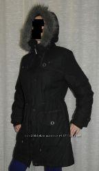 отличная деми Парка Per una Stormwear курточка женская длинная