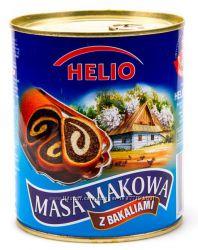 Маковая масса HELIO 850гр. Польша