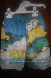 Детские пляжные шорты для мальчика