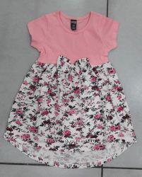 Очень Красивое летнее Платье для Девочки Турция, р. 86-128 см
